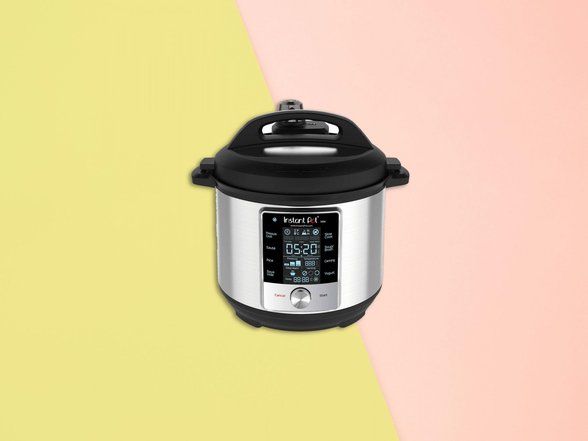 Our Guide to Instant Pot: How to Decide Which Model is Right For You Max-IP