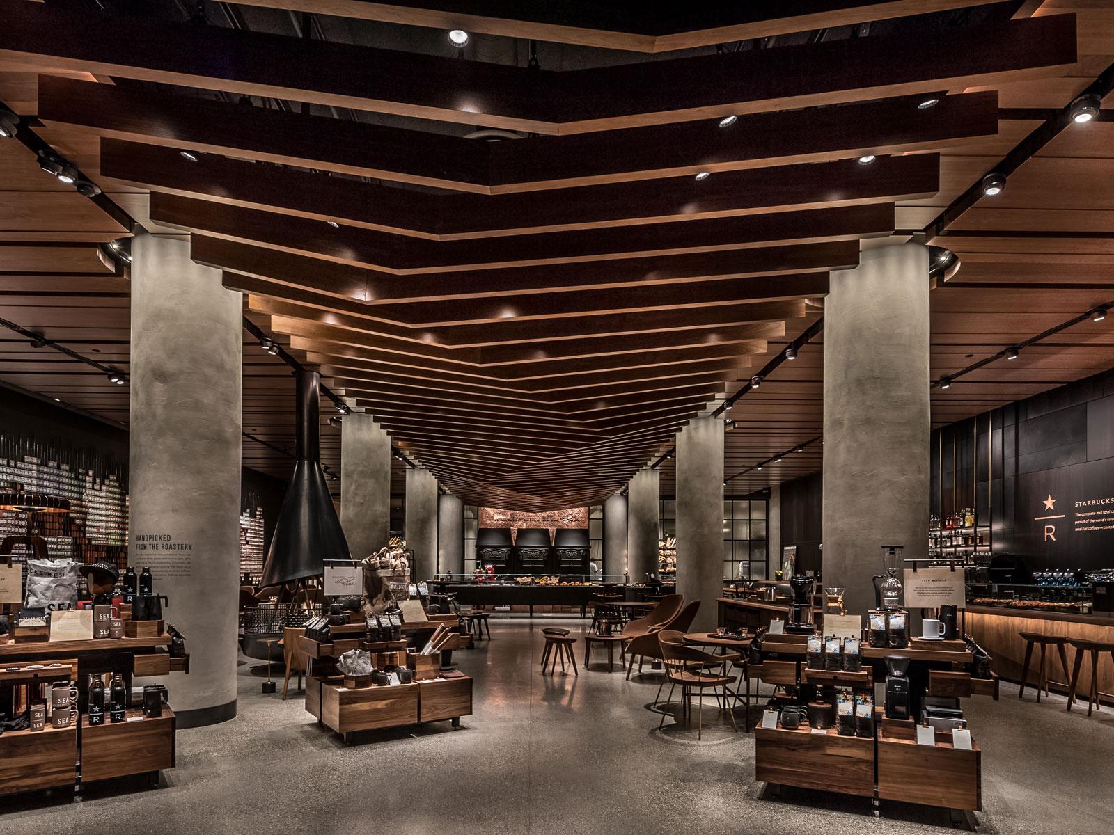 Roastery, Reserve Bar, Regular Starbucks: What's the Difference? starbucks-store-explainer-2-FT-BLOG1218