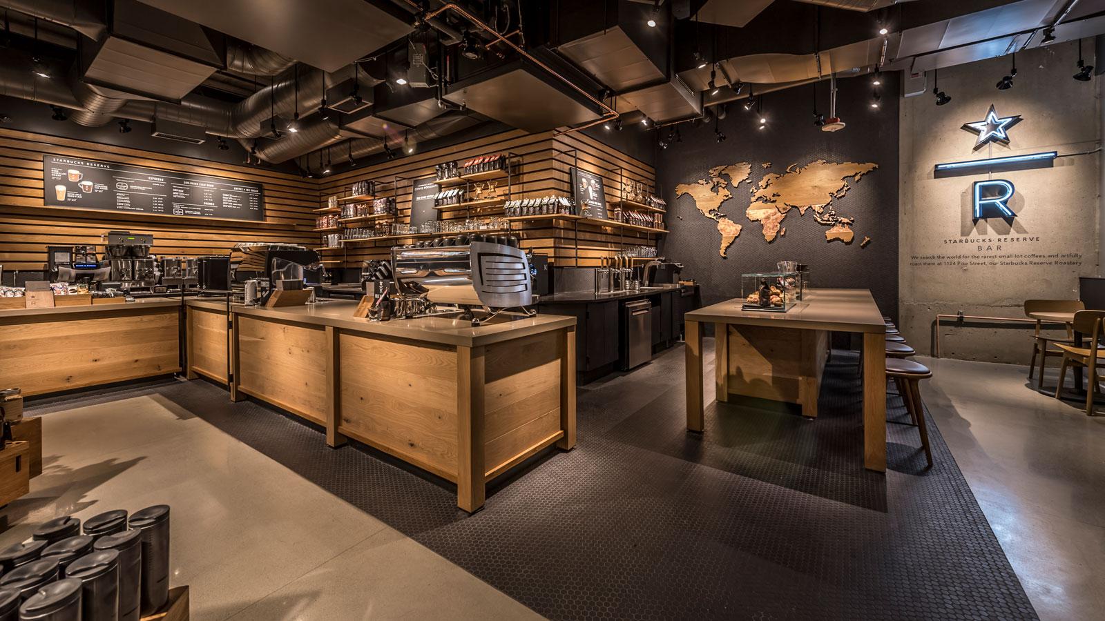 Roastery, Reserve Bar, Regular Starbucks: What's the Difference? starbucks-store-explainer-7-XL-BLOG1218