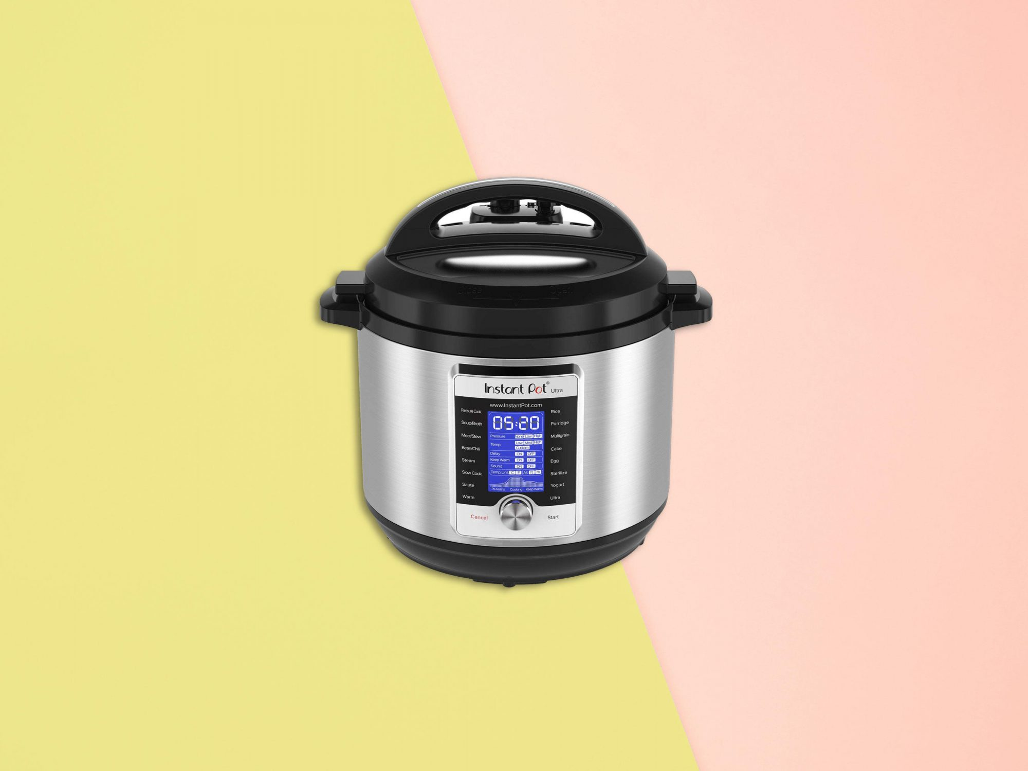 Our Guide to Instant Pot: How to Decide Which Model is Right For You ultra-IP