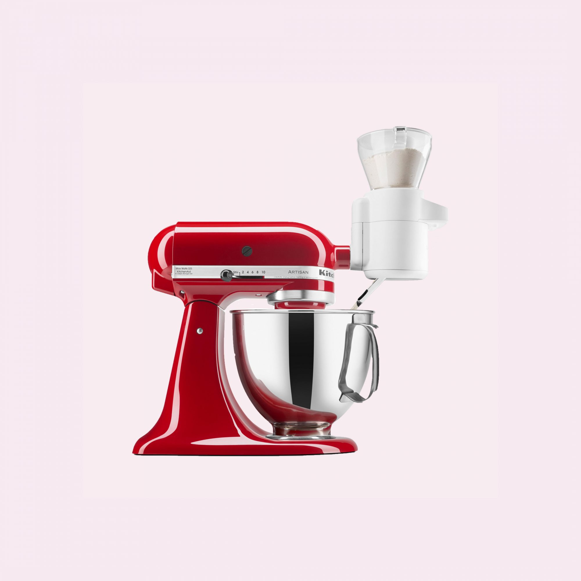 15 KitchenAid Mixer Attachments You Should Add to Your Wishlist