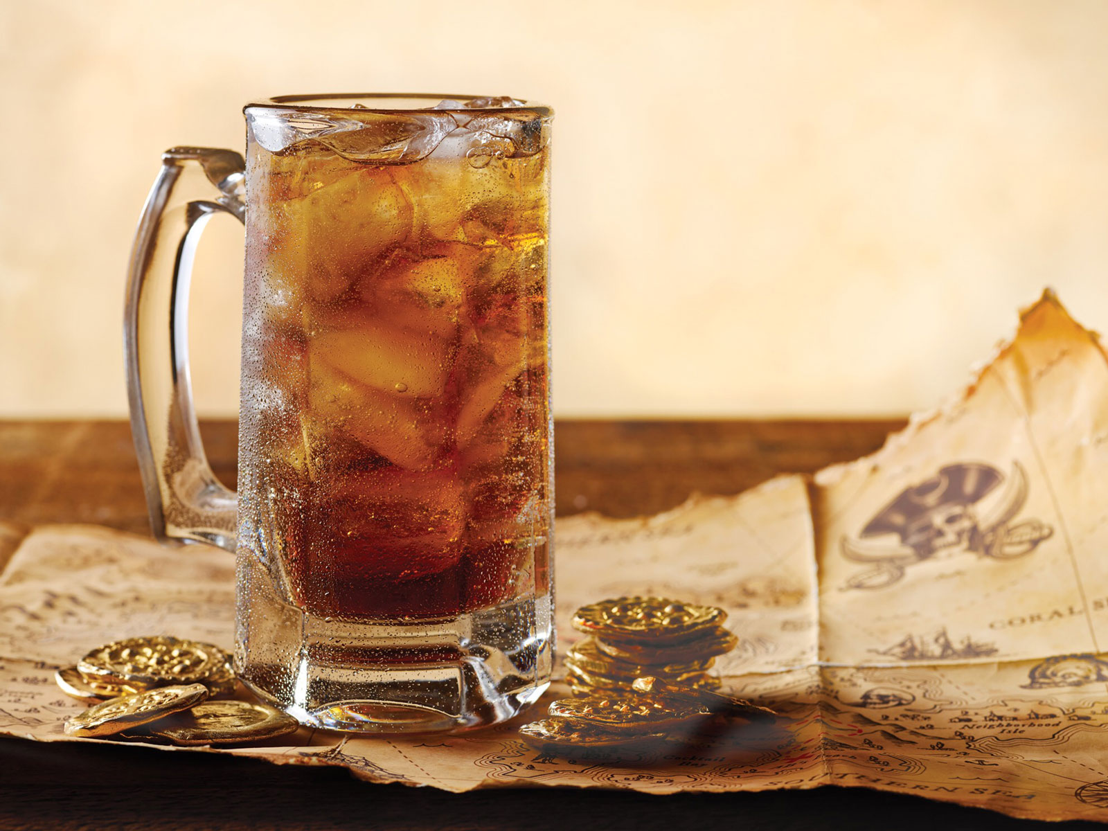 $2 Captain and Cola
