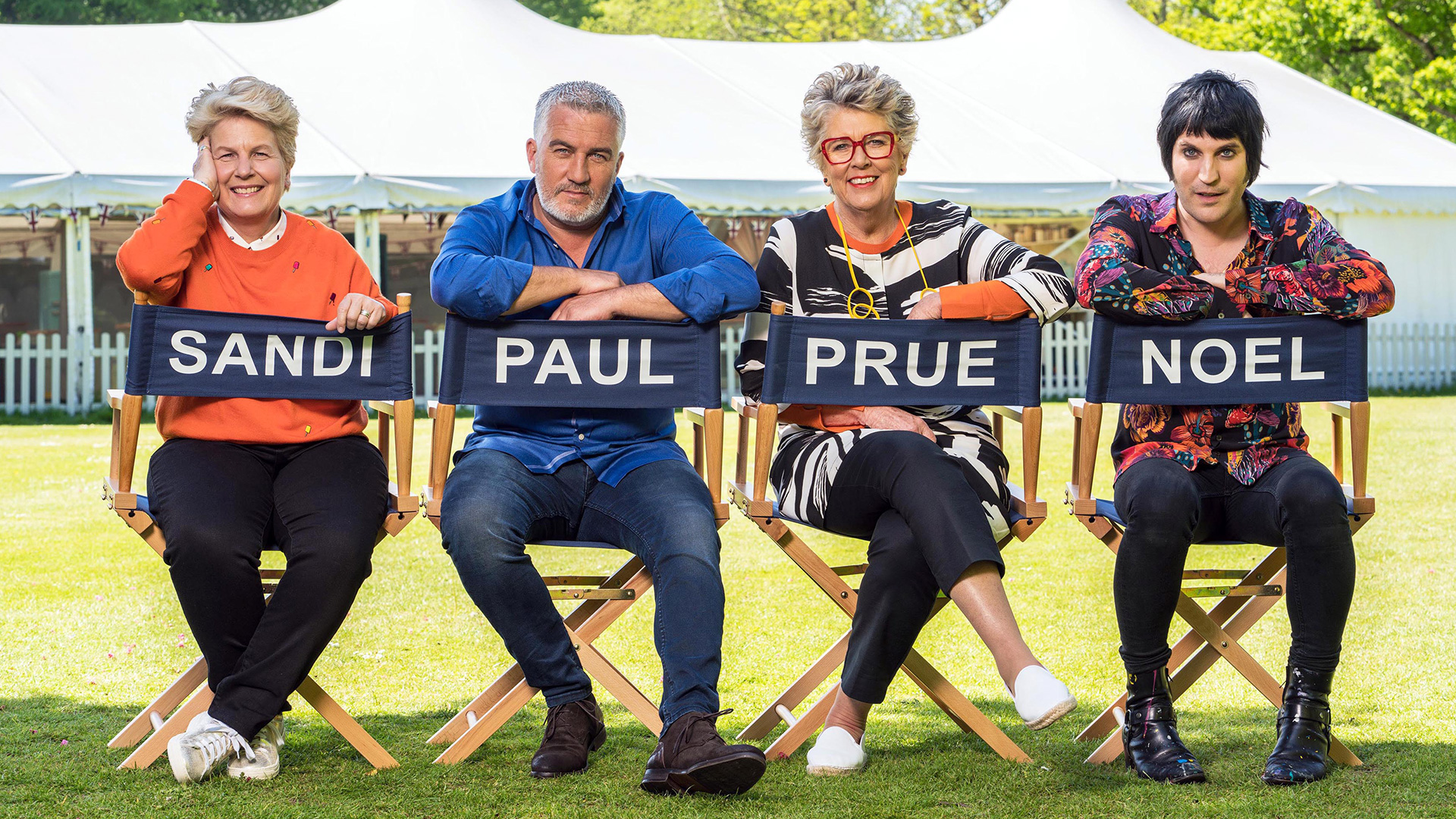 'Great British Bake Off' Leftovers Get Fed to Prue's Pigs