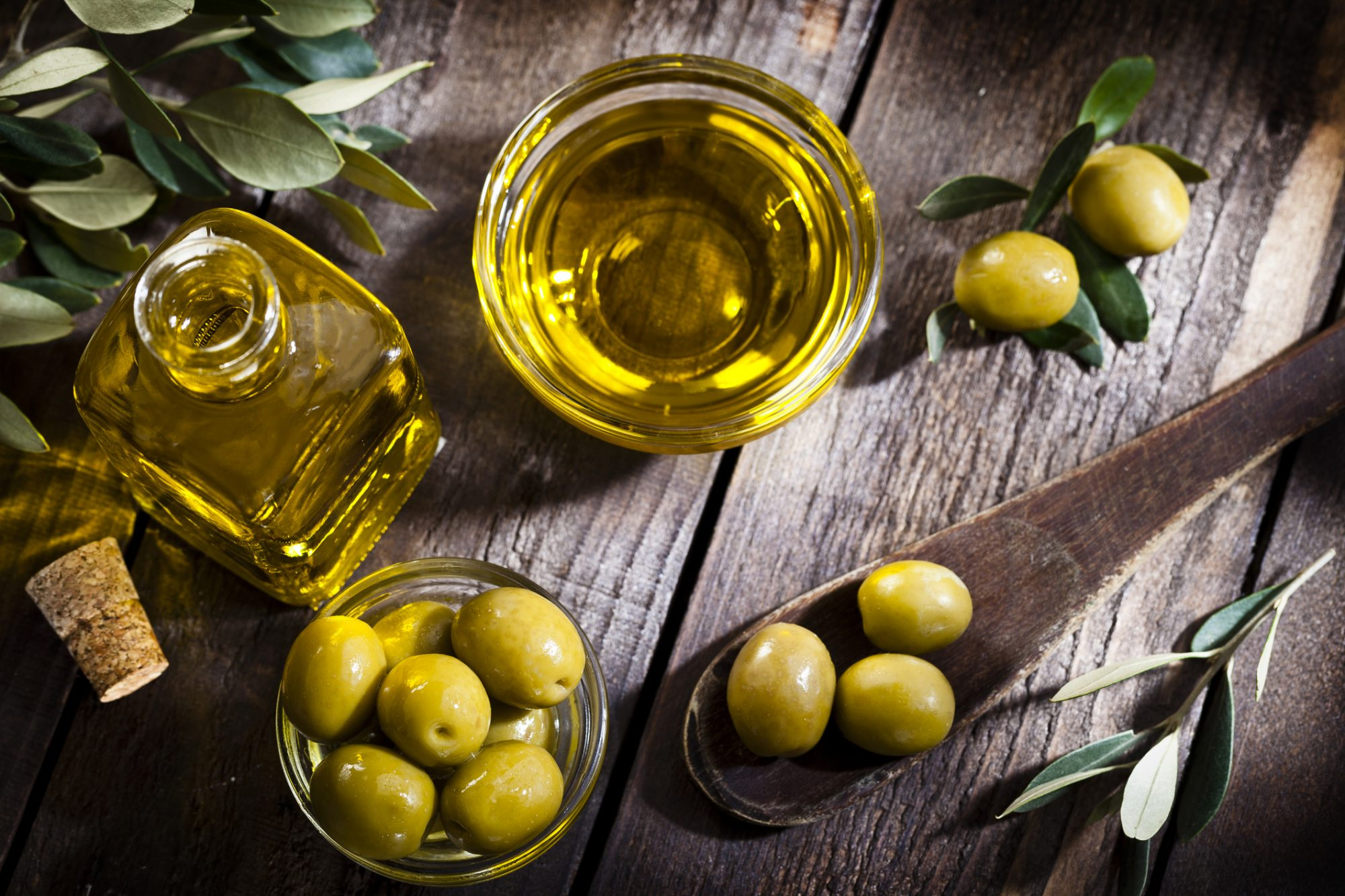 The Best Kitchen Hack Is Always Having Two Olive Oils