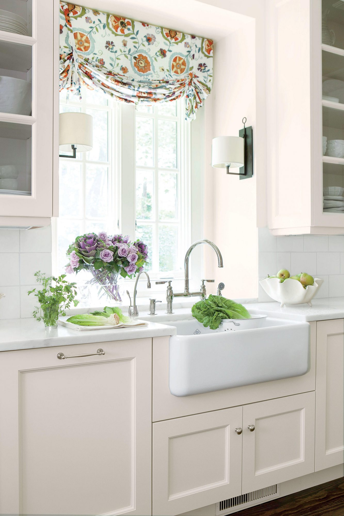 The Details: Farmhouse Sink
