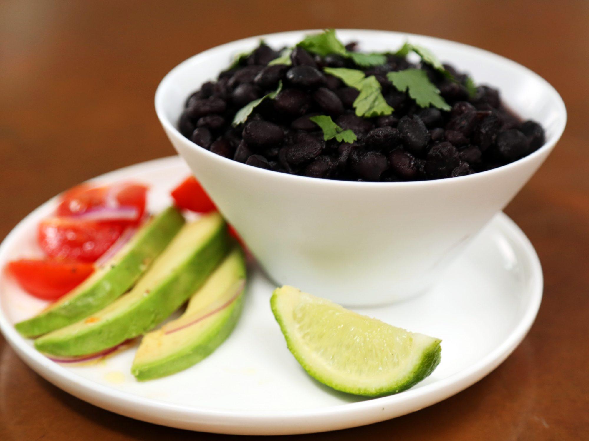 Instant Pot Black Beans image