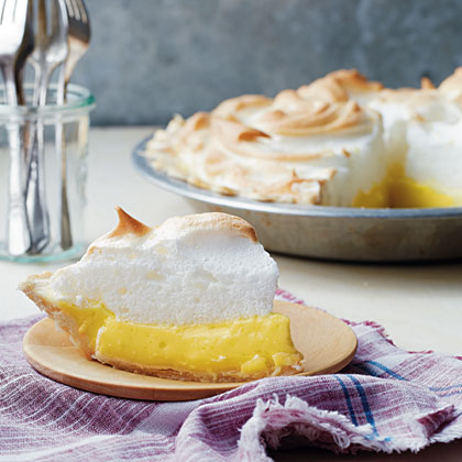 <p>Lemon Meringue Pie</p>