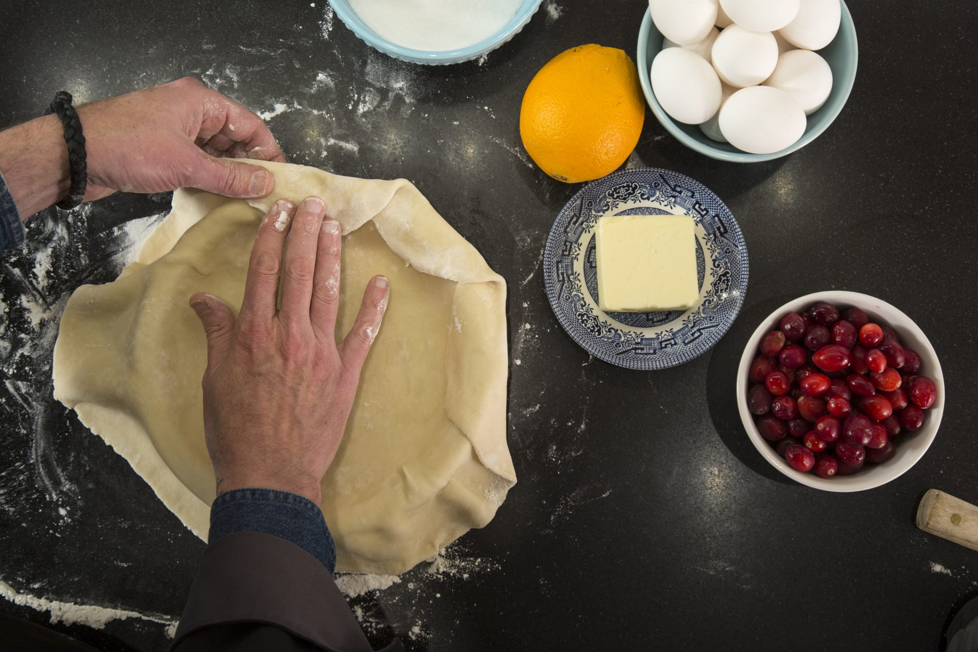 Don't Make These Pie Dough Mistakes