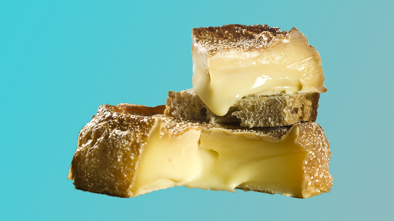 How Stinky Cheeses Get Their Funk