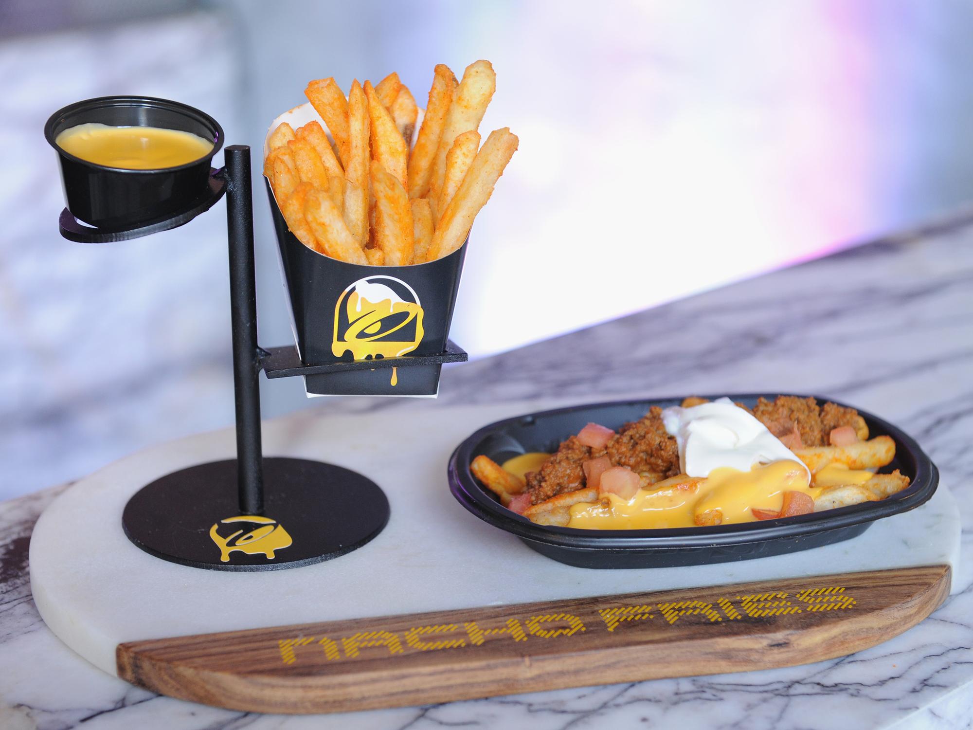 Taco Bell to Make Nacho Cheese-Dispensing Billboard