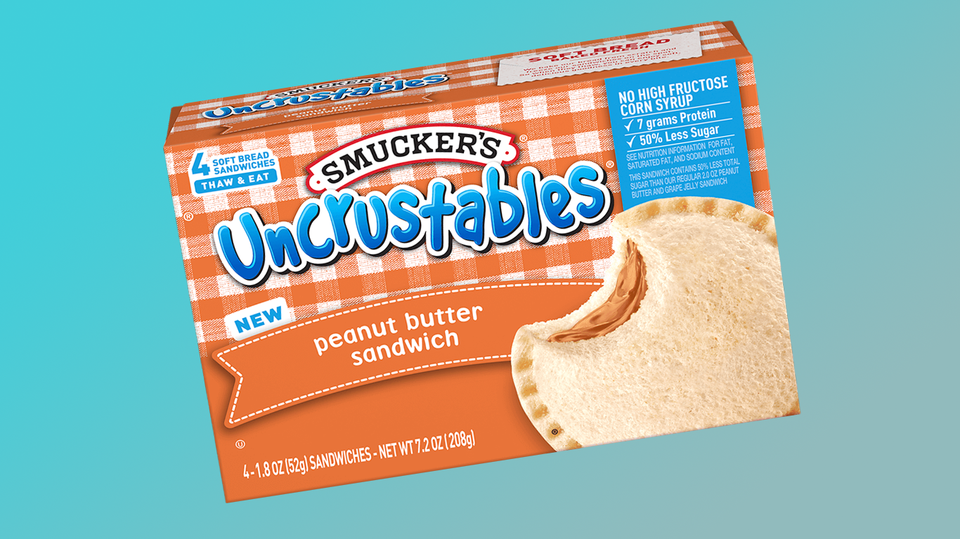 Picky Eaters Will LOVE This New Uncrustable