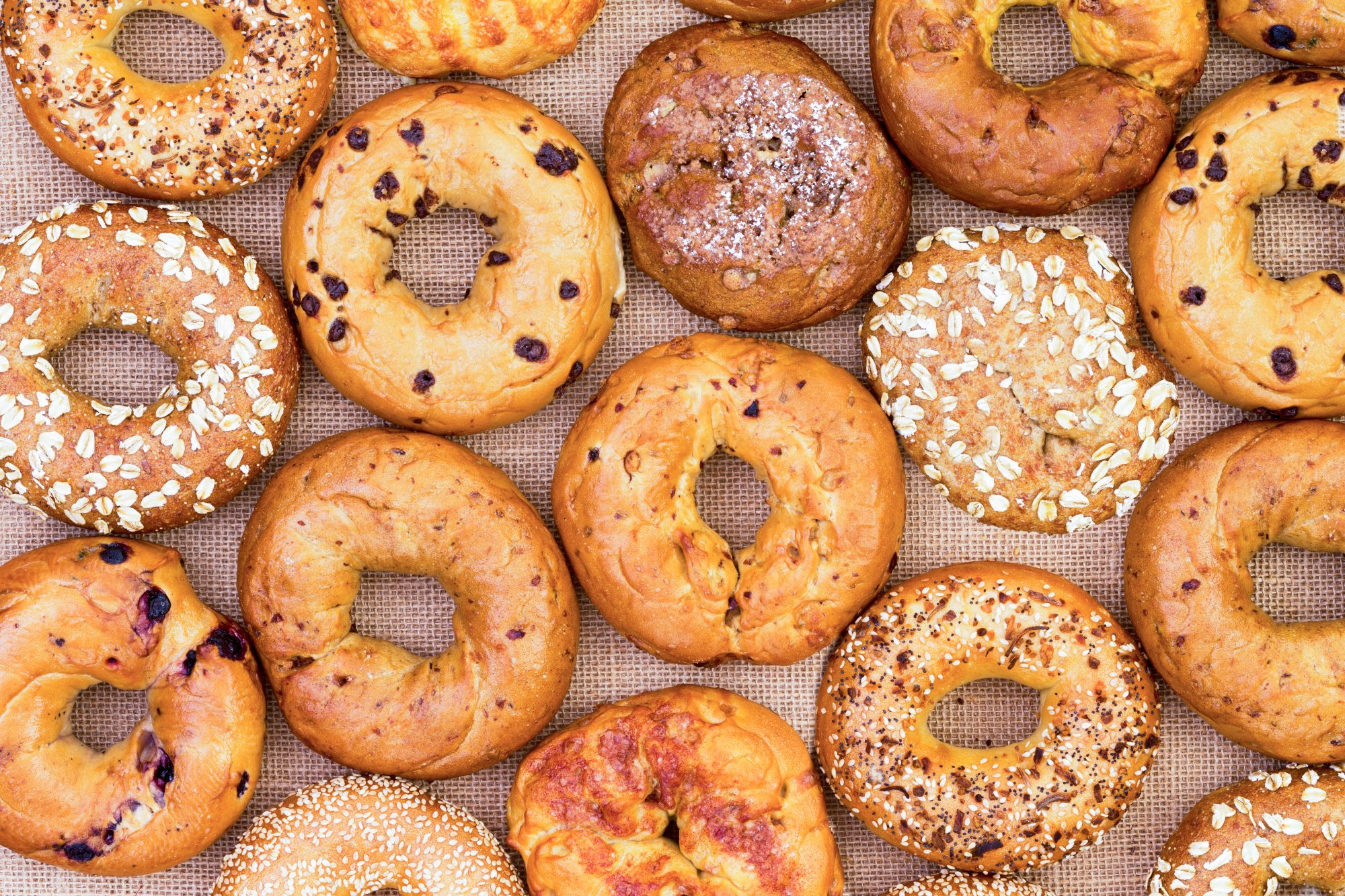 Bagels Now Have Their OWN Holiday And It's About Time