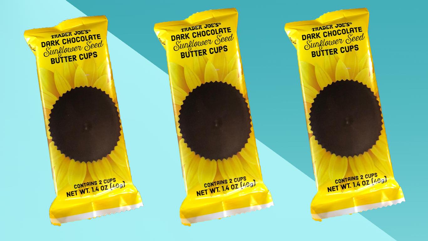 trader joe's sunflower butter cups