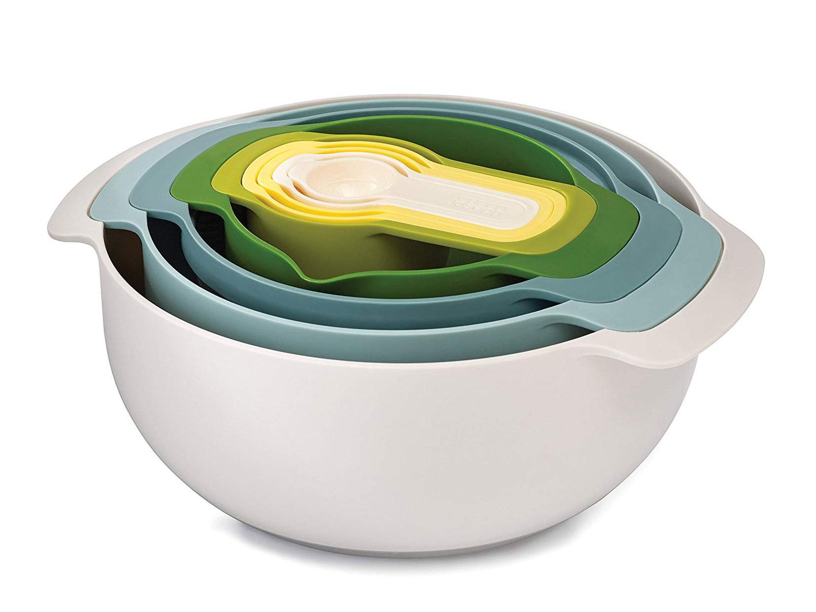 Stackable Kitchen Bowls