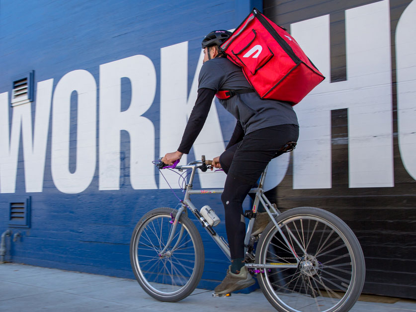 DoorDash Now Handles Deliveries in All 50 States, an Industry First