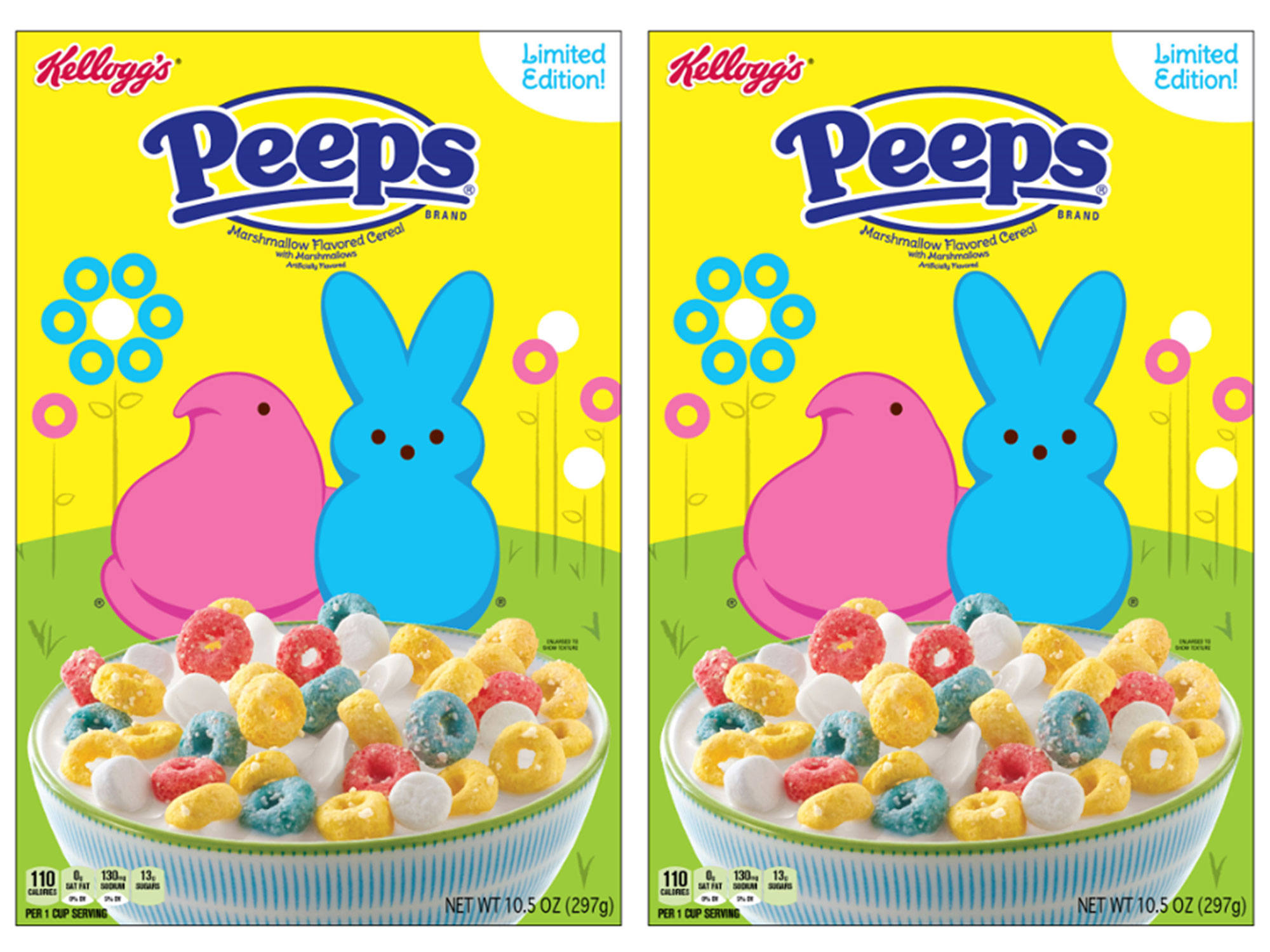 Peeps Cereal Is the Ultimate Love-It-Or-Hate-It Breakfast