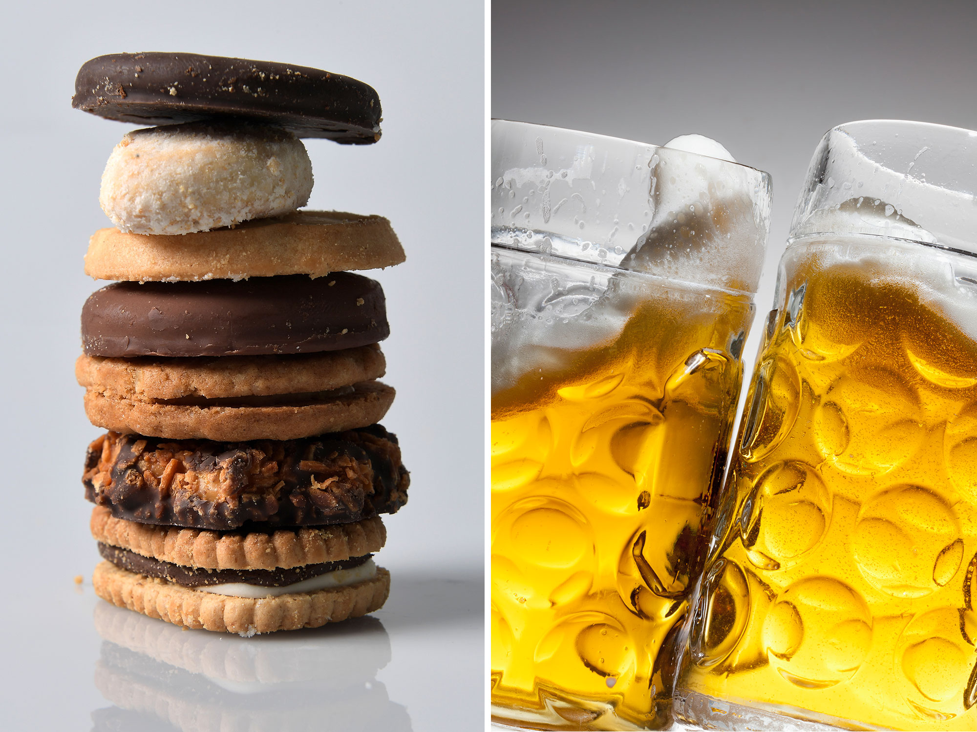 Girl Scout Cookie and Beer Festival Combines World's Best Things