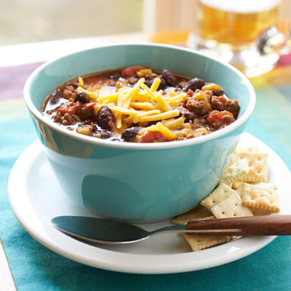 Easy chili recipe myrecipes forumfinder Image collections
