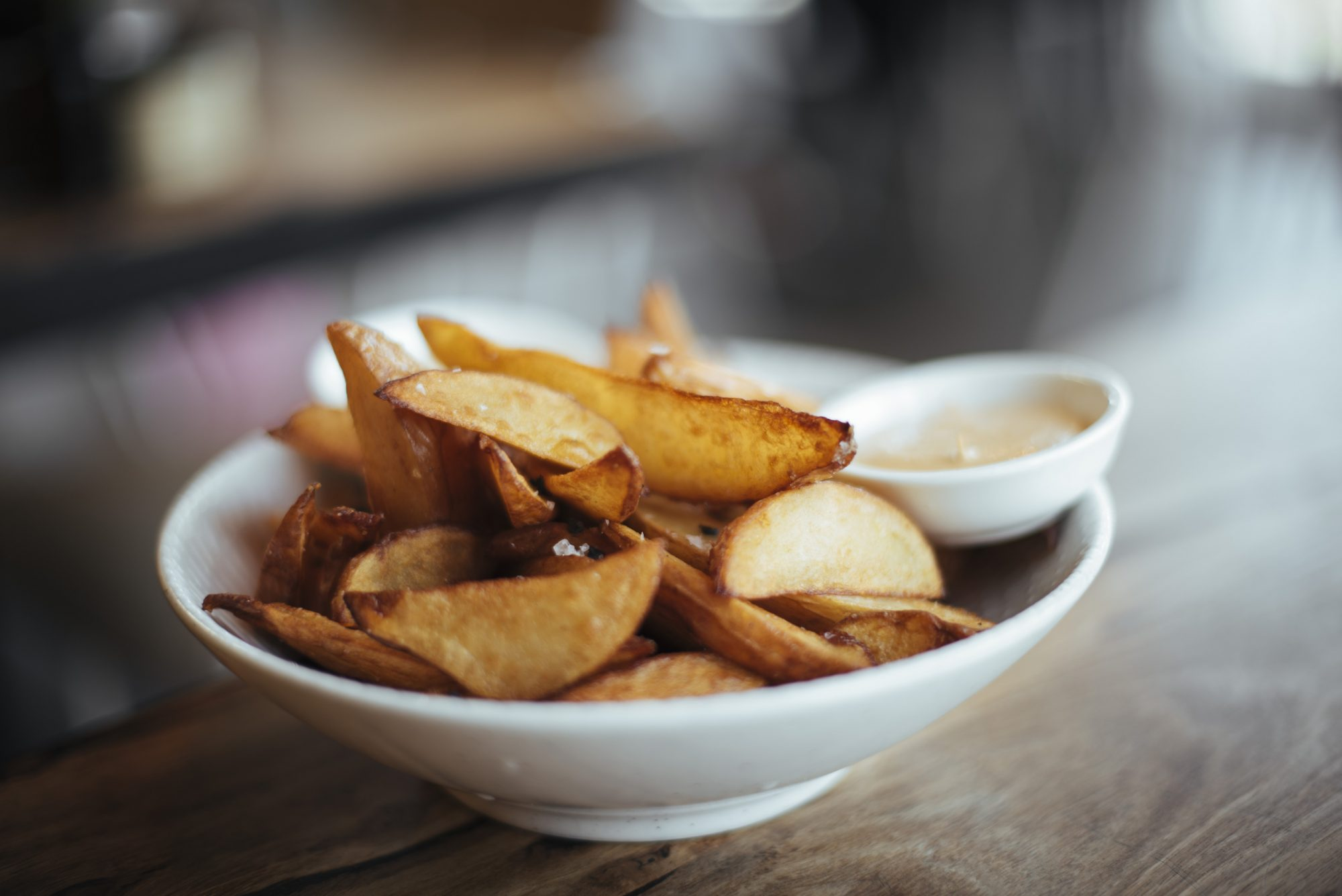 How to Make Oven Fries That Are Actually Crispy