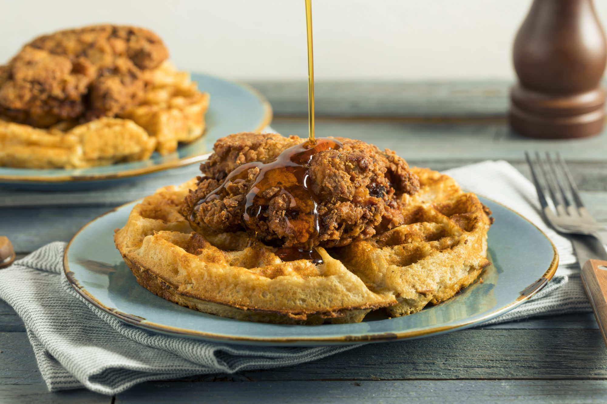 Chicken and Waffles Cereal is Better than Going to Brunch