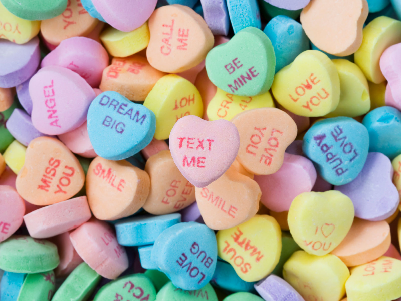 Here's Why You Won't See Sweetheart Conversation Hearts This Valentine's Day