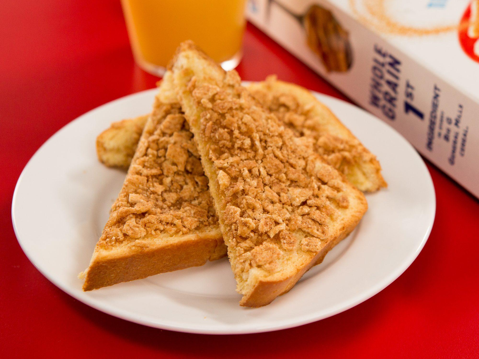 Cinnamon Toast Crunch Cinnamon Toast image
