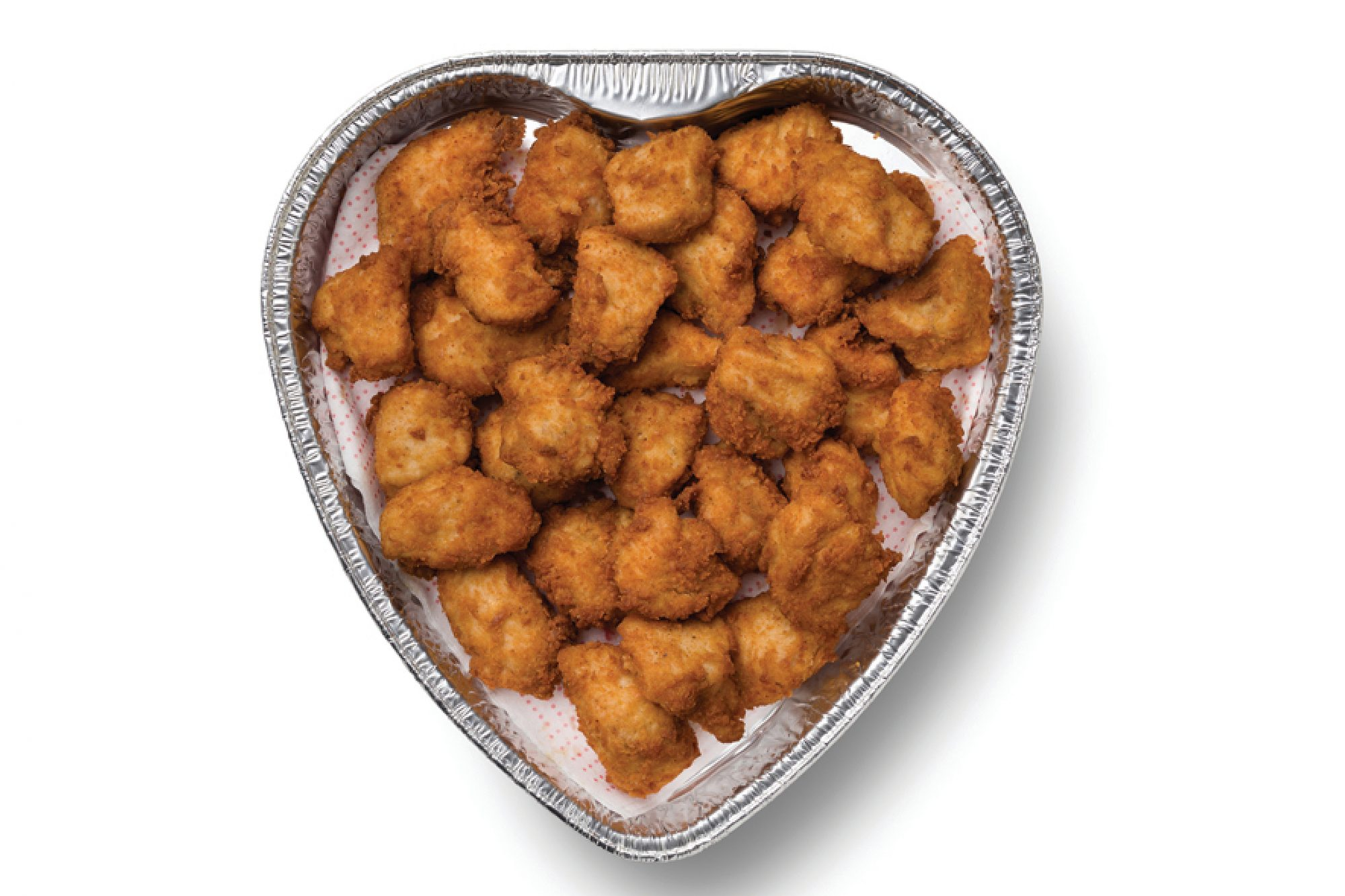 Chick-fil-A is Selling Heart-Shaped Trays of Nuggets and Chick-n-Minis This Valentine's Day chick-fil-a-valentines-2