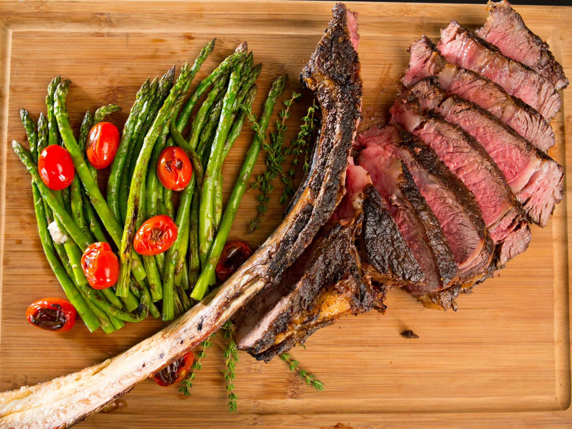Ultimate Tomahawk Steak Recipe Myrecipes