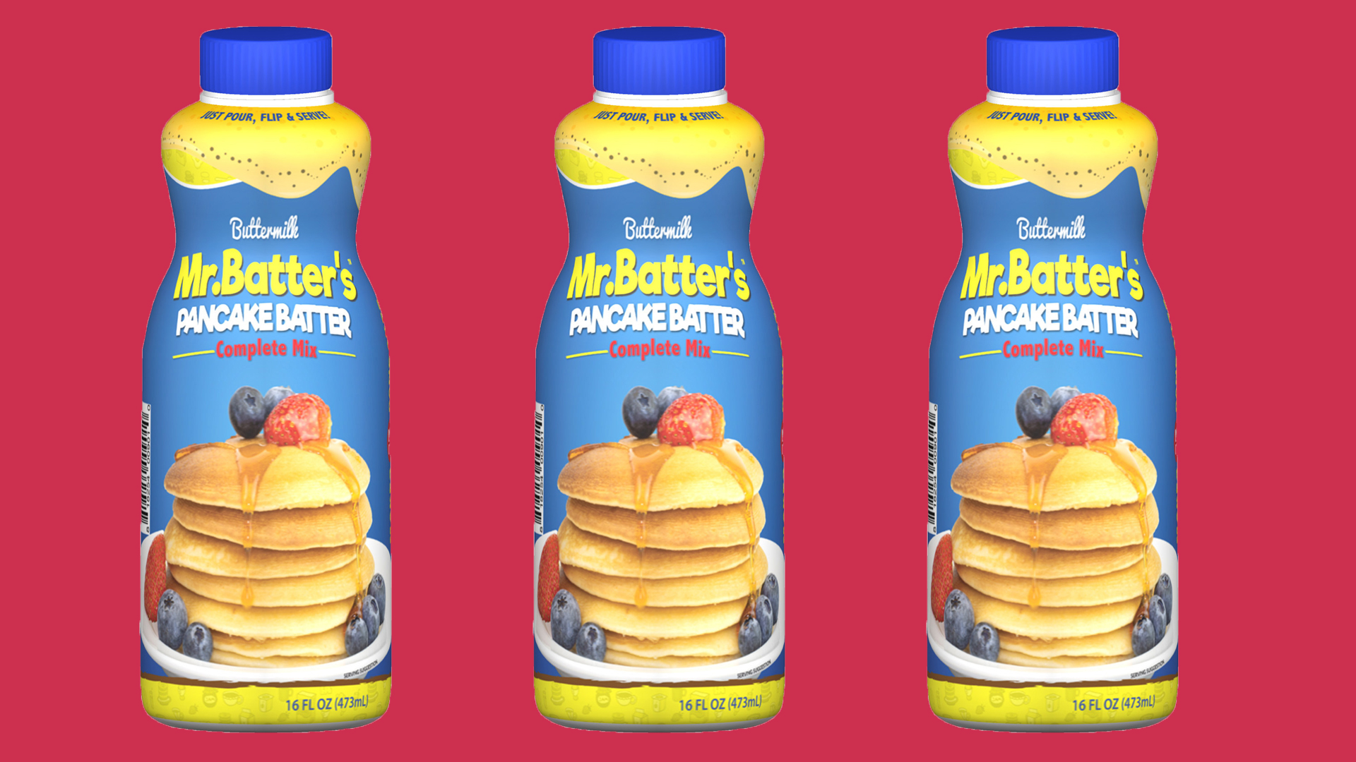 Shelf-Stable Pancake Batter Is the Latest Innovation in Pancake Technology