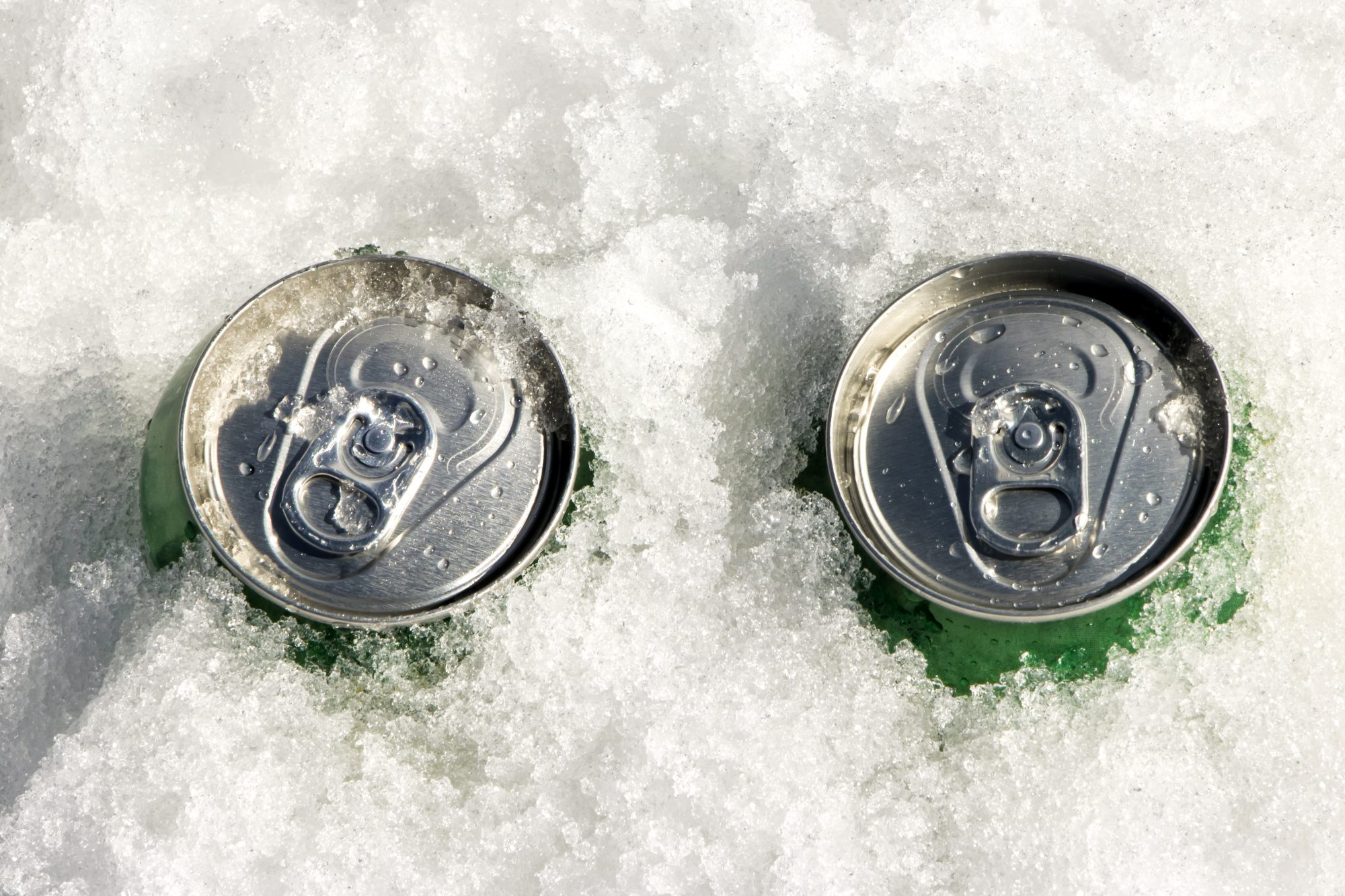 The Polar Vortex Was So Cold That Beer Couldn't Get Delivered in Parts of the Midwest