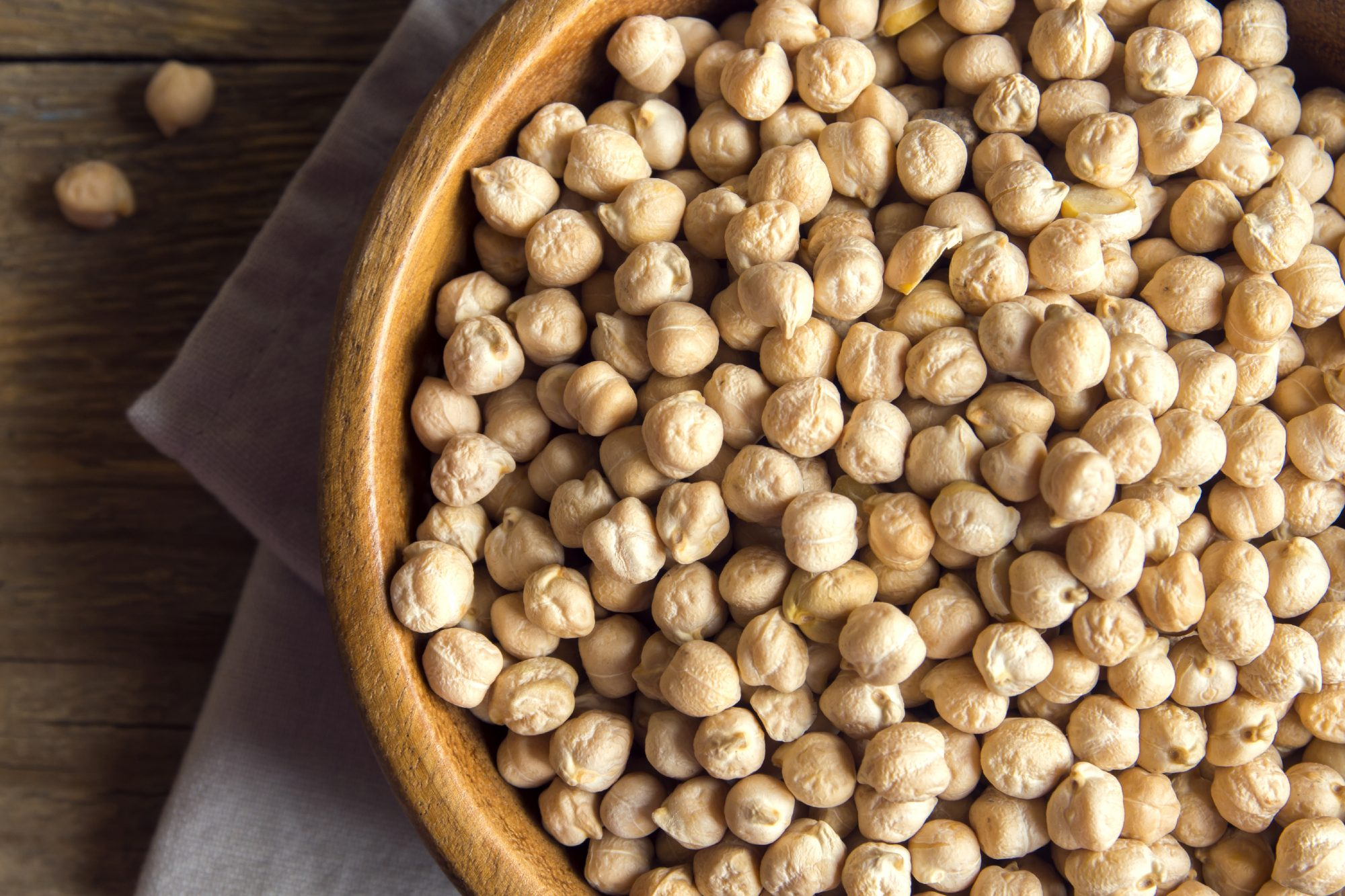 How to Cook with Dried Chickpeas