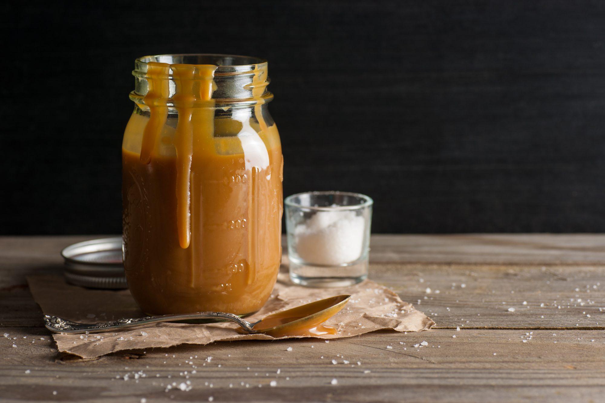 caramel-sauce-in-jar