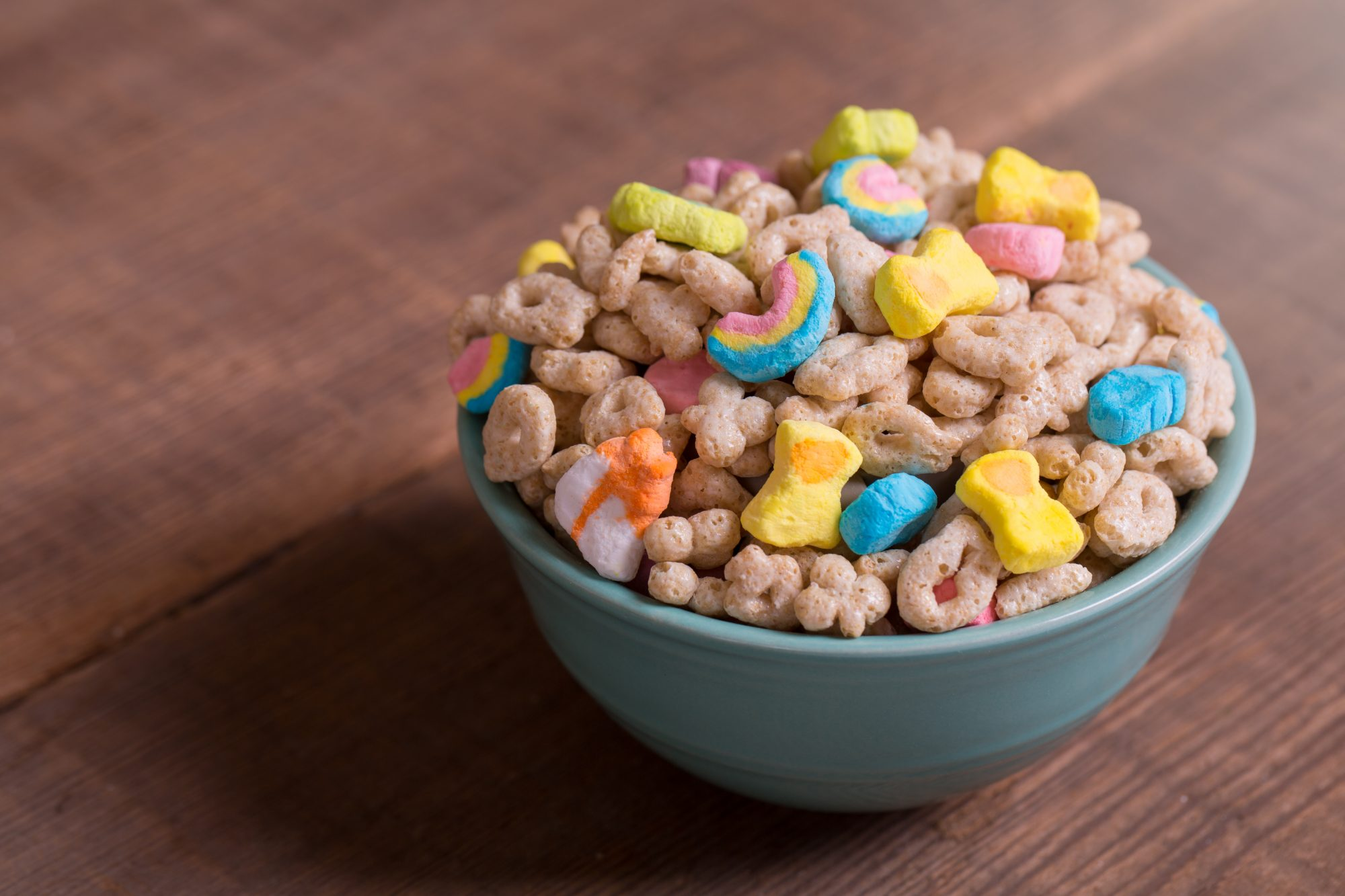 Wait, Are the Marshmallows in Lucky Charms Even Real Marshmallows?