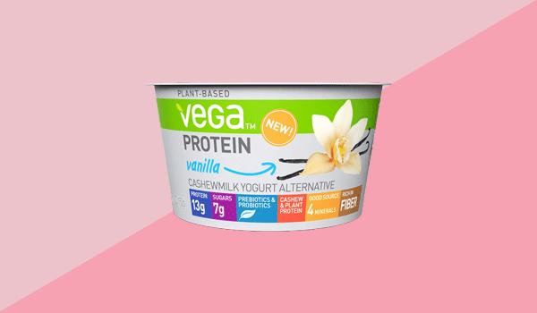 Vega Protein Vanilla Cashewmilk Yogurt Alternative