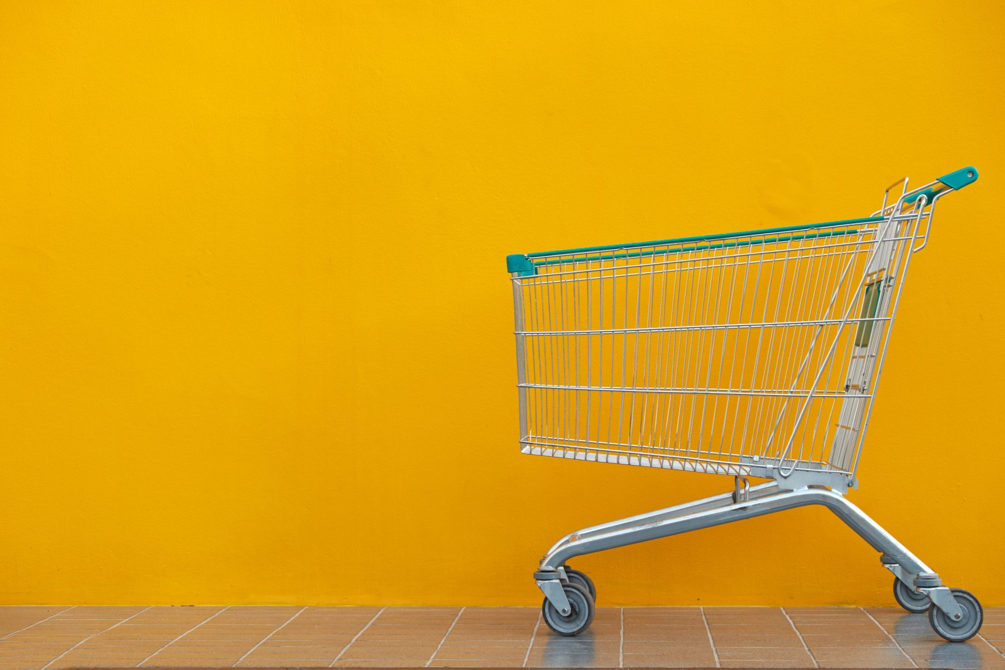 Do You Call It a Shopping Cart or a Buggy?