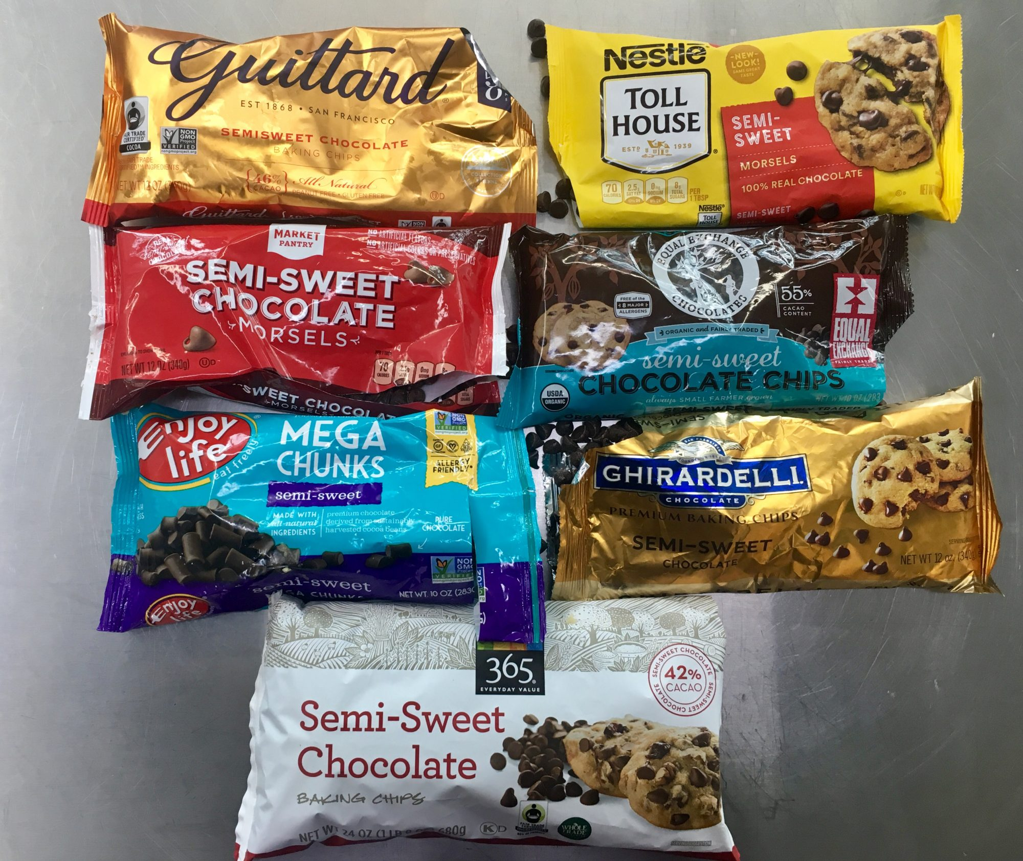 We Tasted 7 Chocolate Chip Brands and This Was the Best