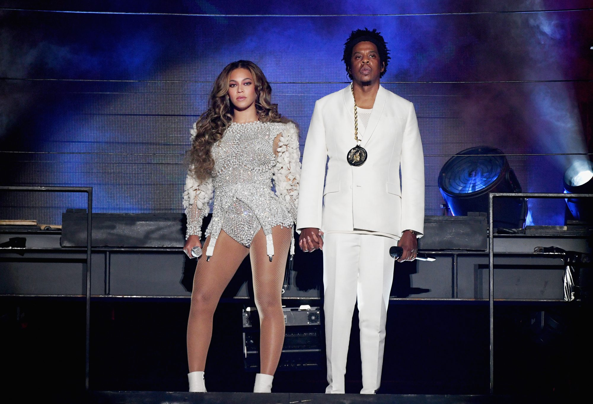 Beyonce and Jay-Z's Oscar Party Will Serve Gallons of Caviar
