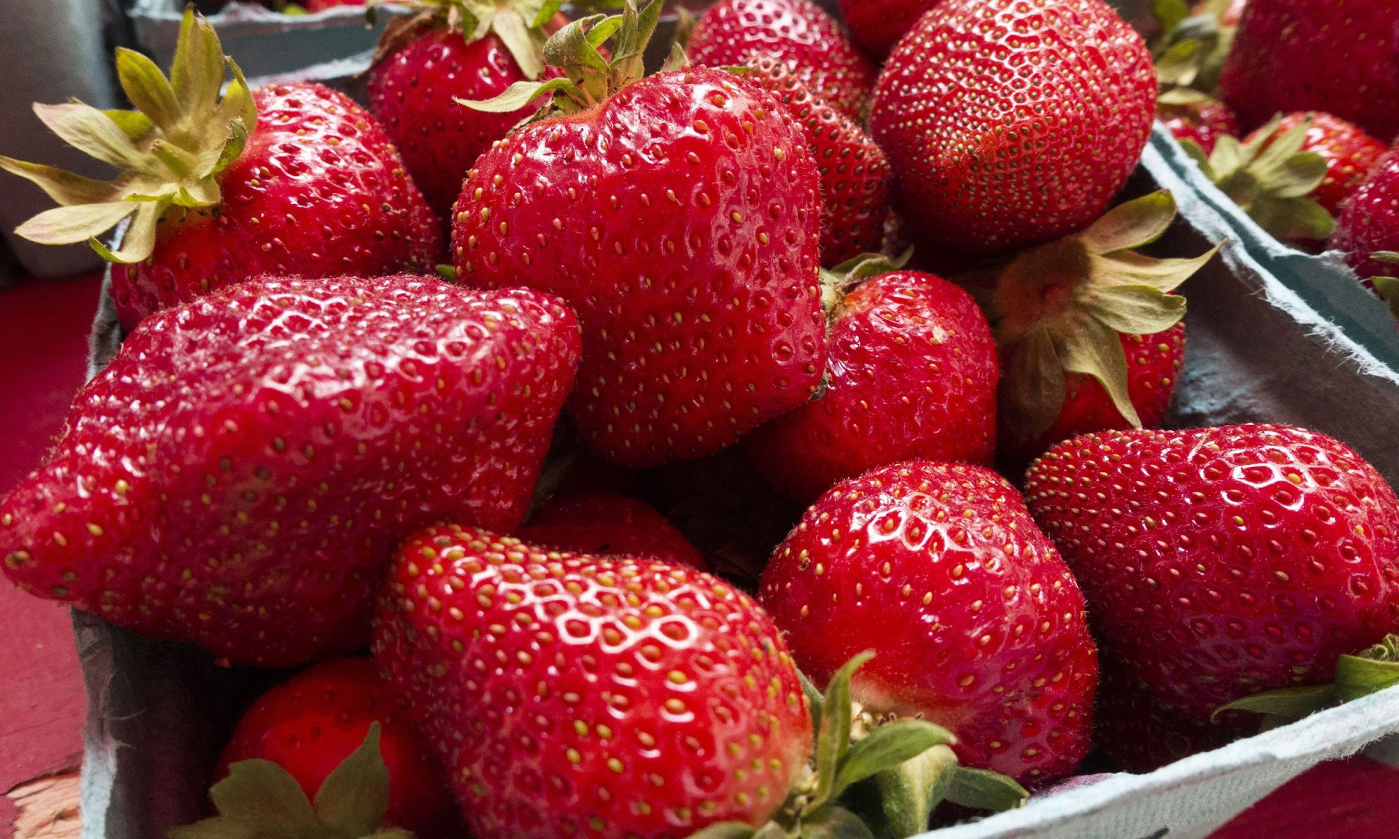 EC: How to Keep Strawberries Fresh for As Long As Possible