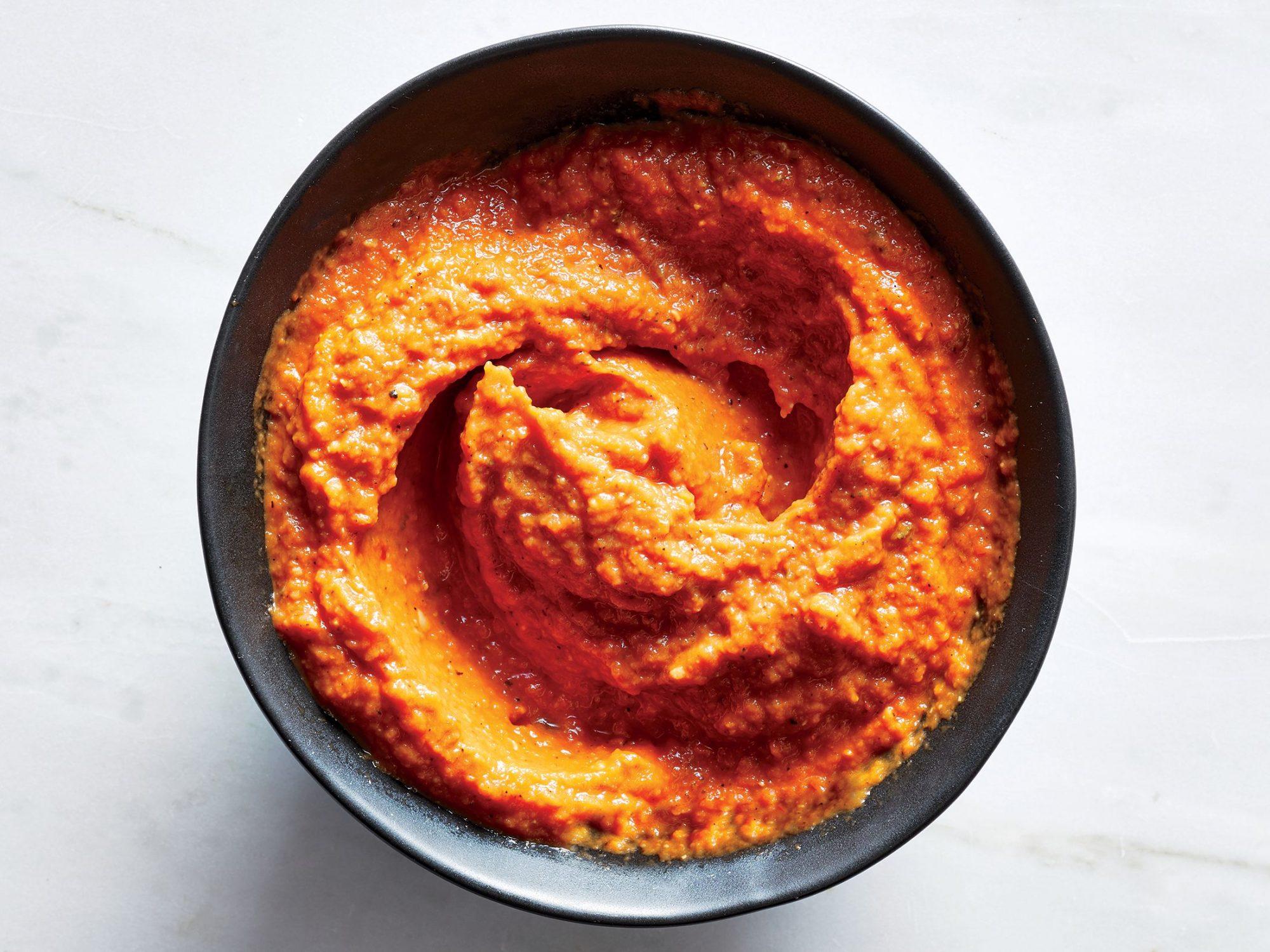 Roasted Tomato-Garlic Sauce
