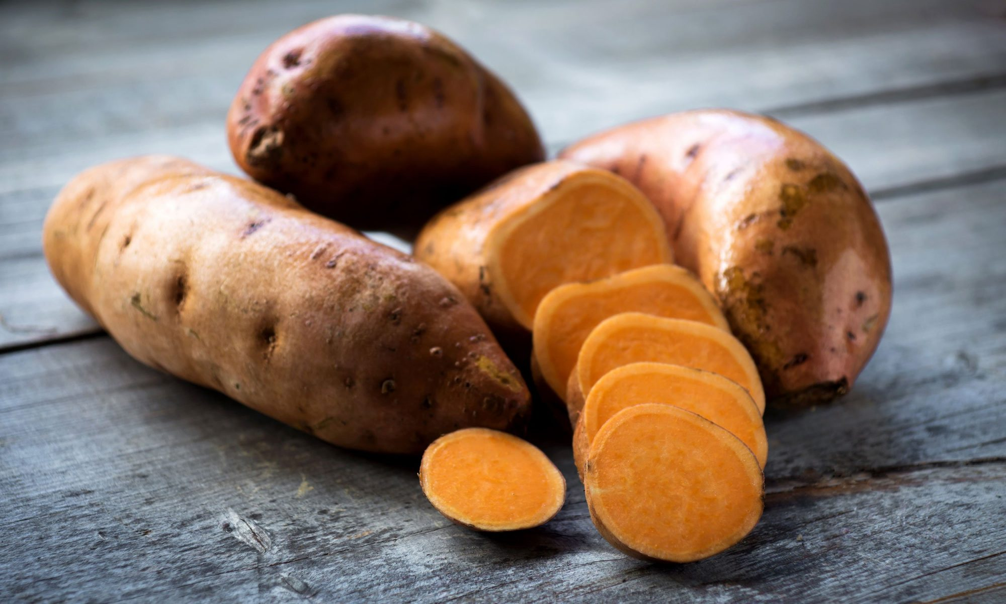 How to Store Sweet Potatoes
