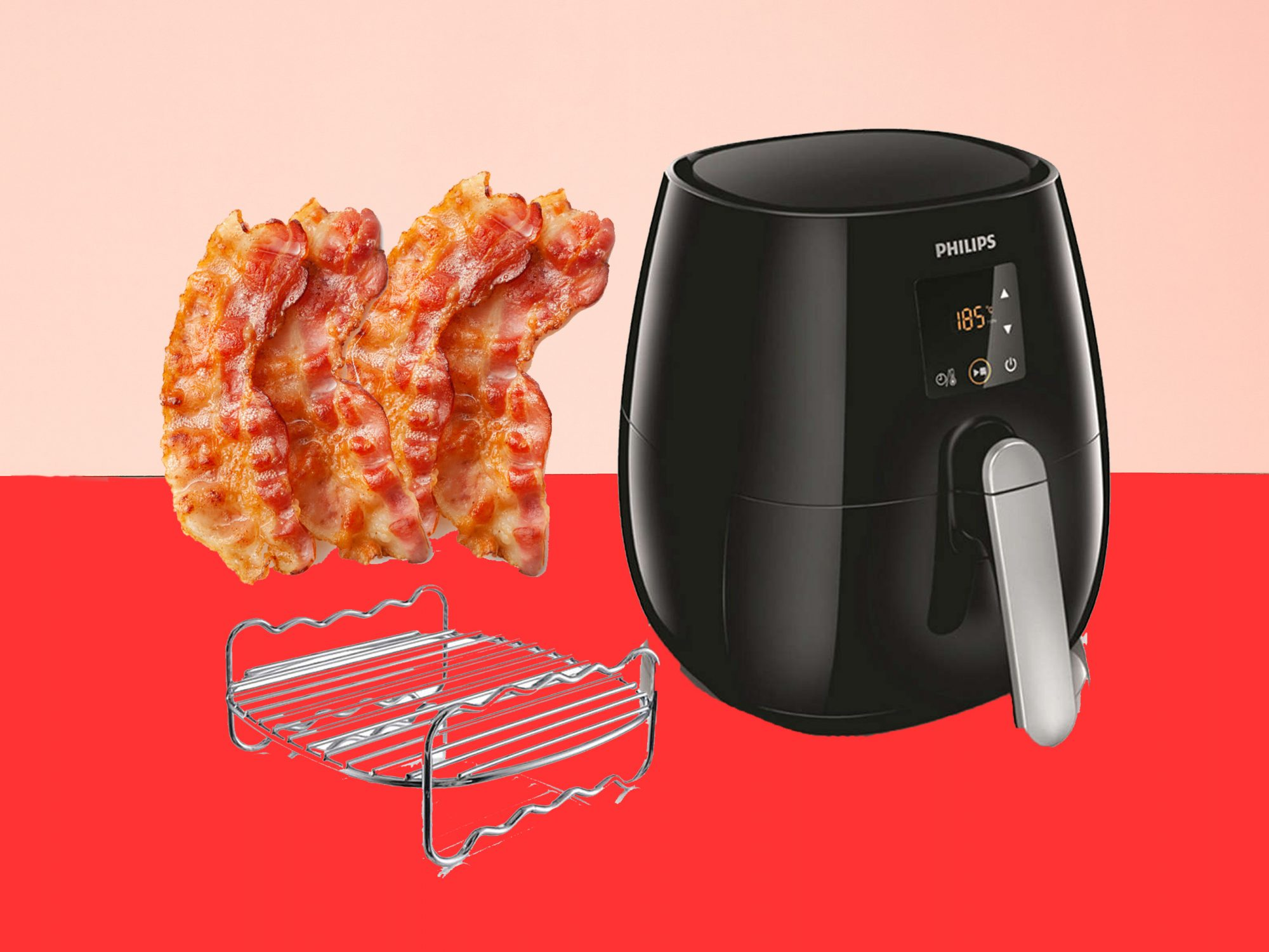 Why You Should NEVER Cook Bacon in Your Air Fryer