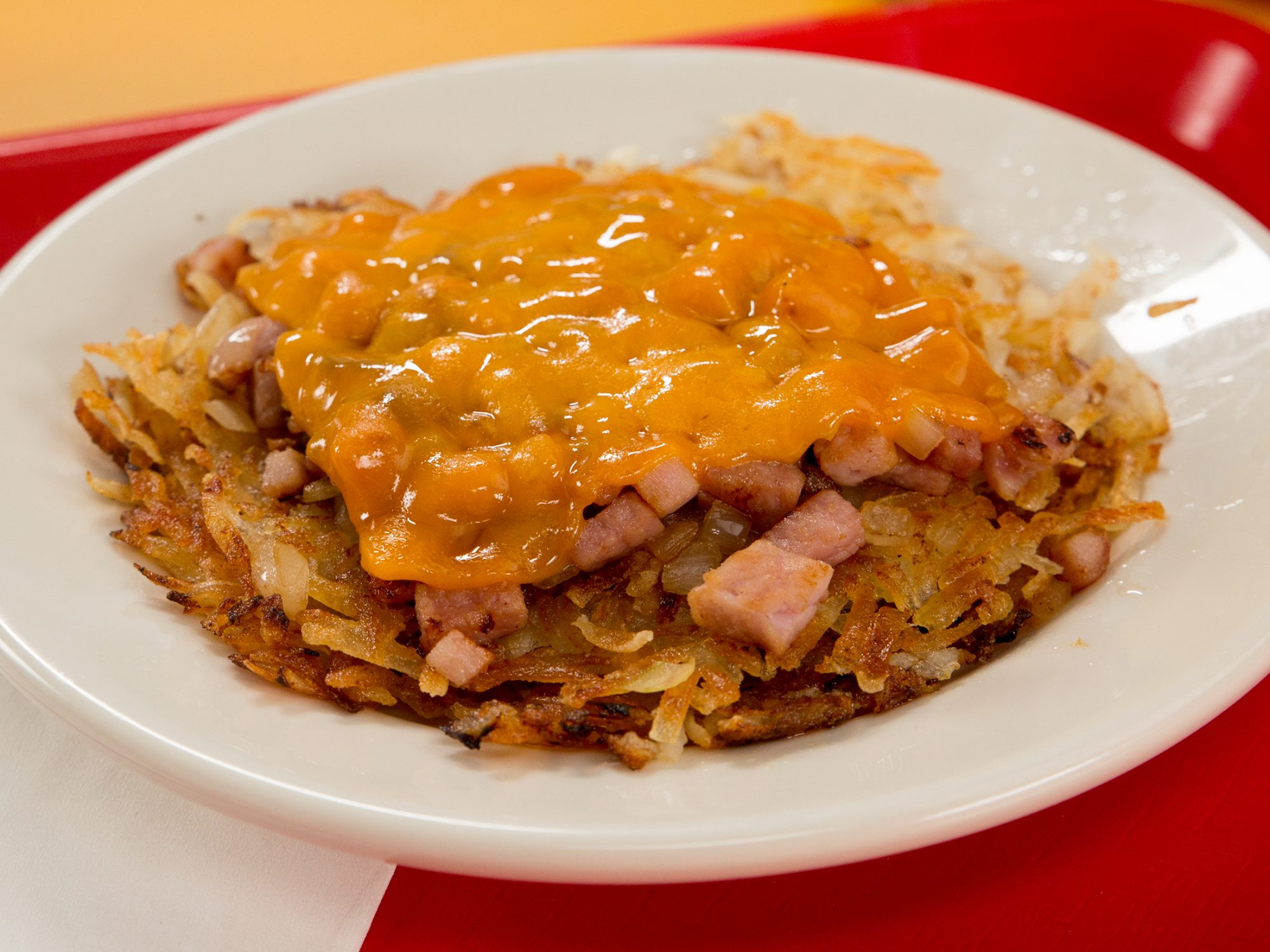 Copycat Waffle House Hash Browns image
