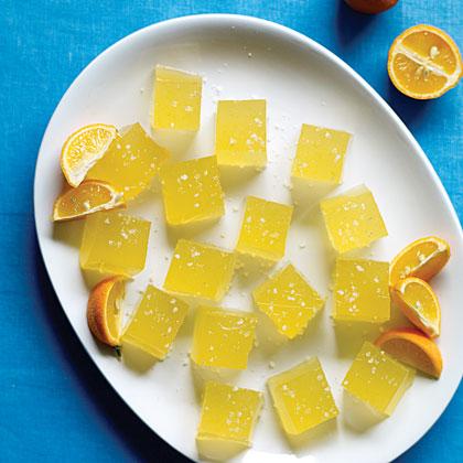 Rangpur Lime Shooters Recipe | MyRecipes