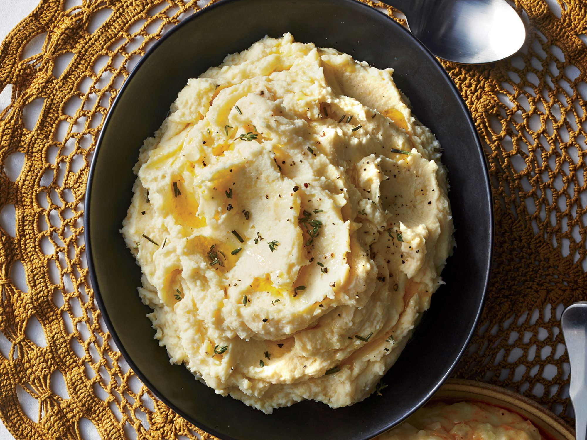 The Brilliant Secret to Making Better Mashed Potatoes
