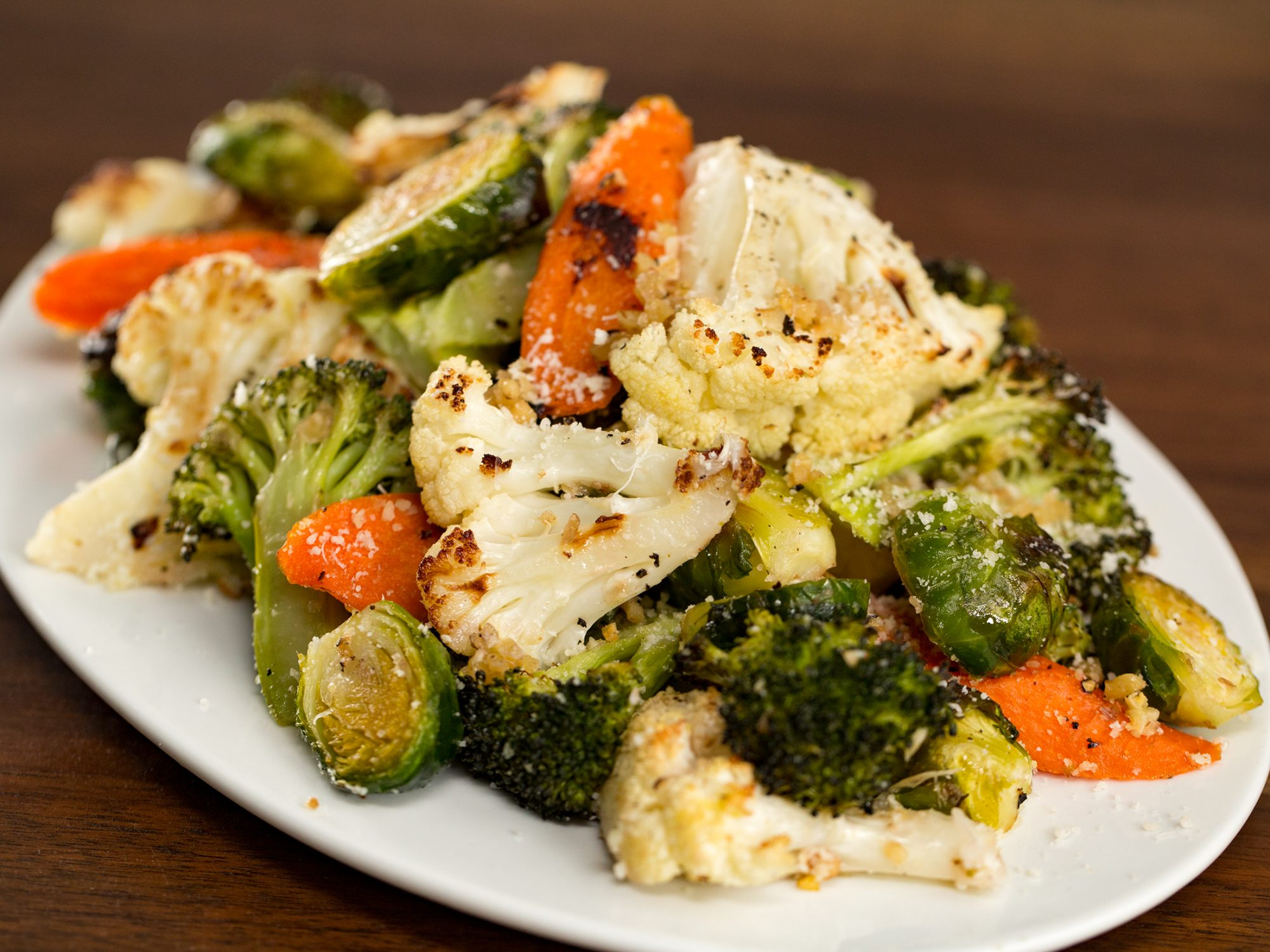 Best Roasted Veggies