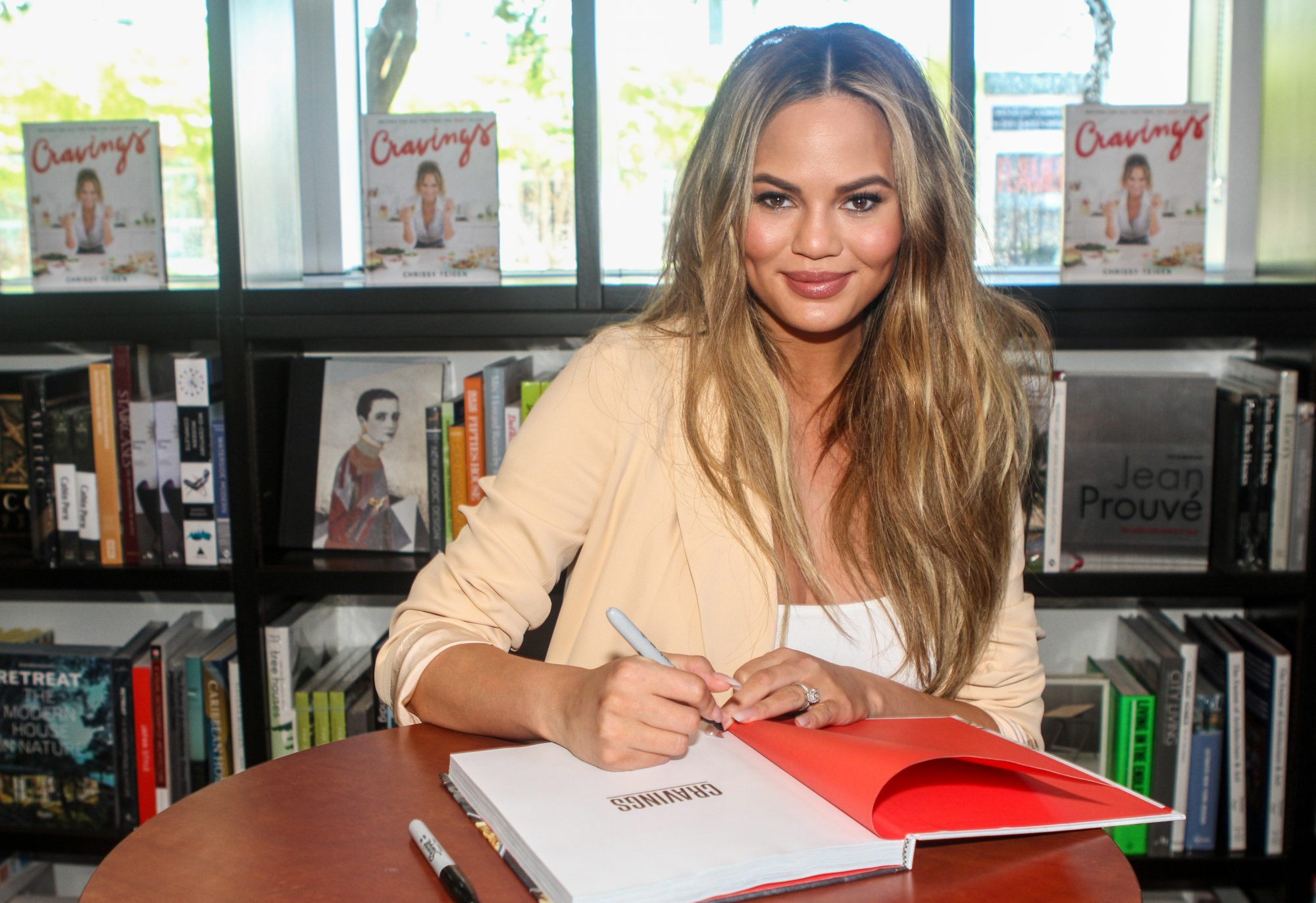 Chrissy Teigen Is a Culinary Genius and the Haters Can Back Off
