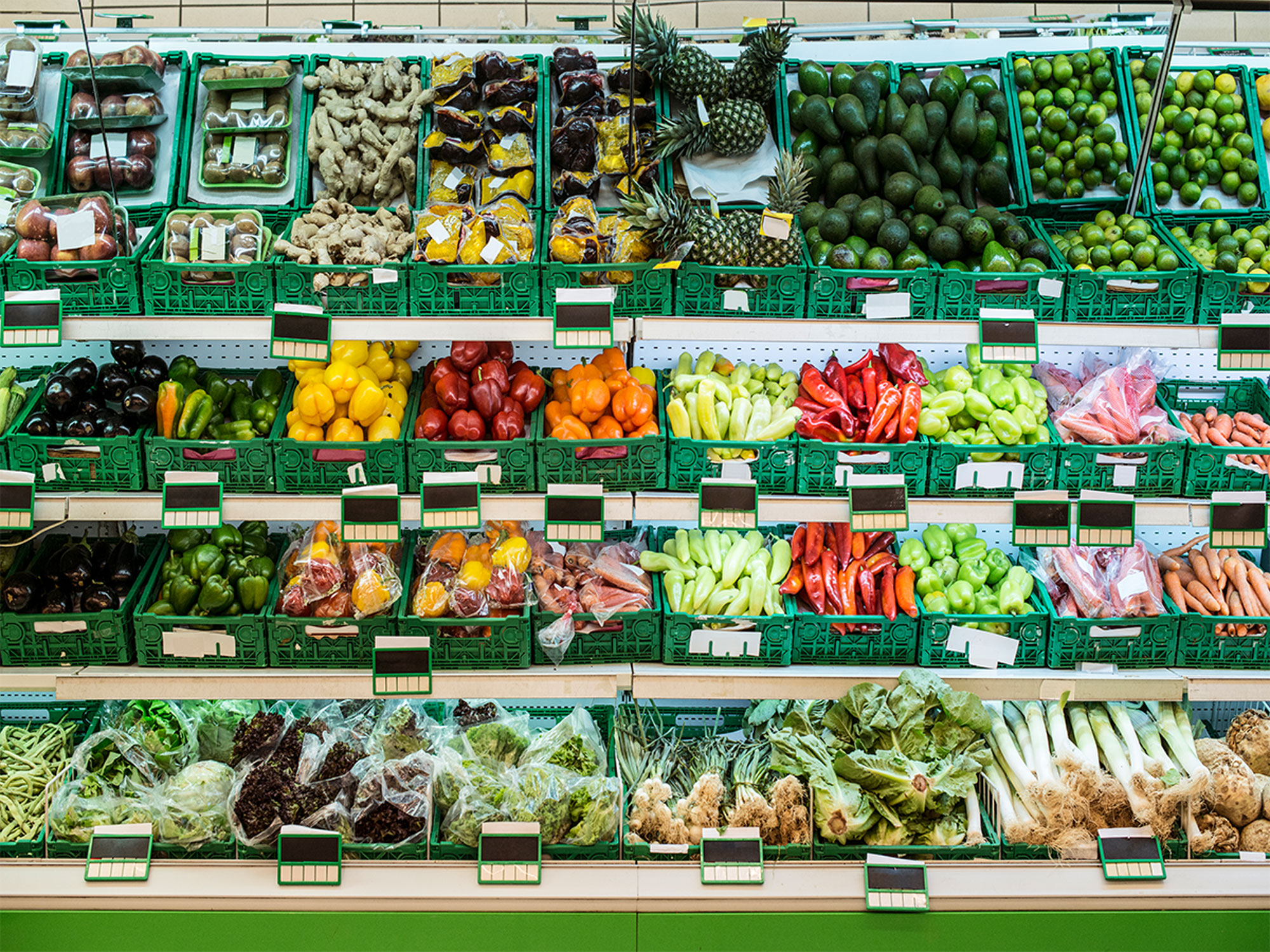 Produce Quality at Dollar Stores Is Just As Good, Study Says