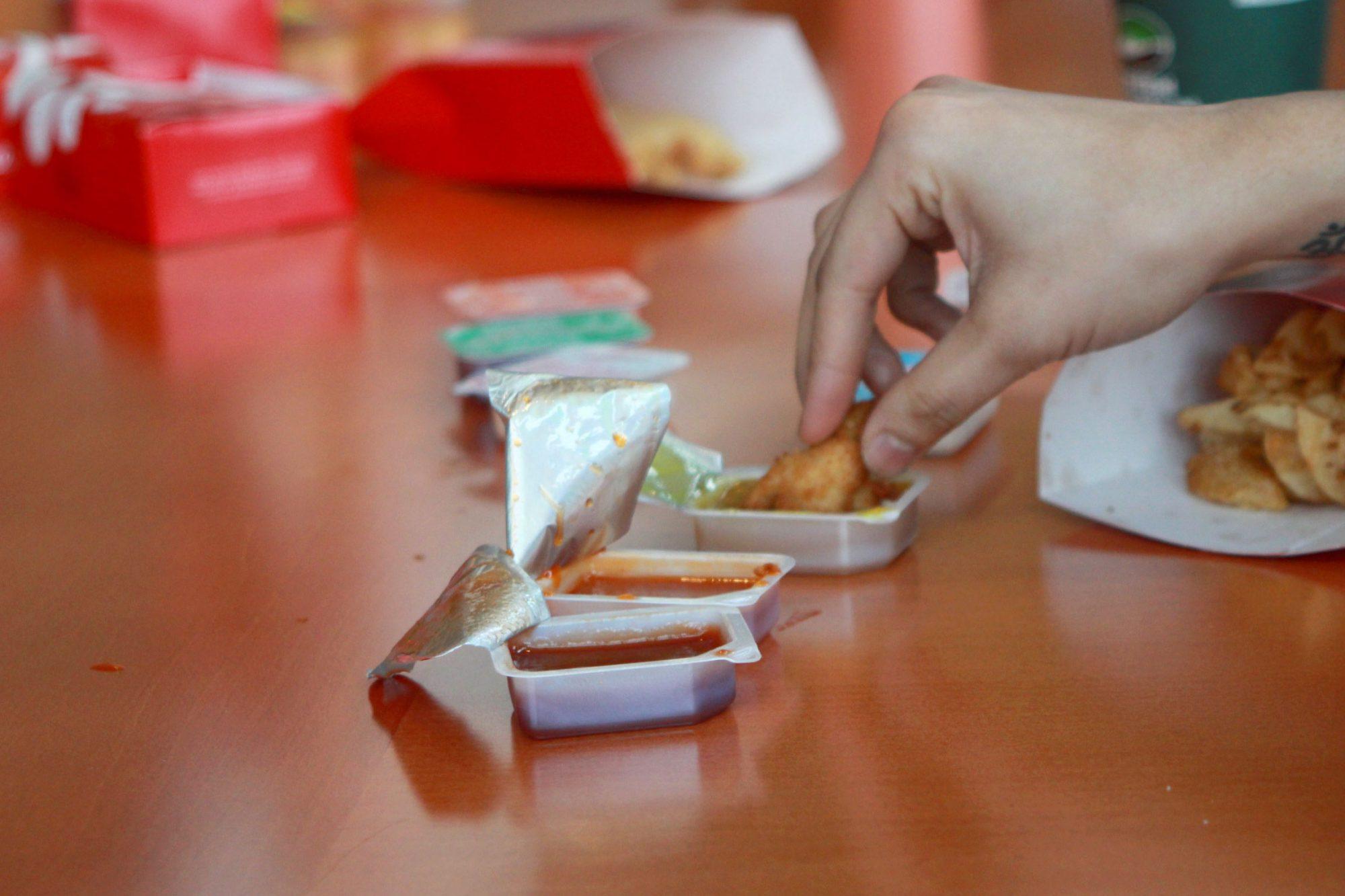 chick-fil-a sauce inline