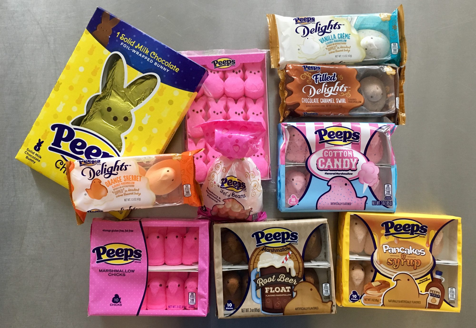 We Tried The Newest Peeps So You Don't Have To