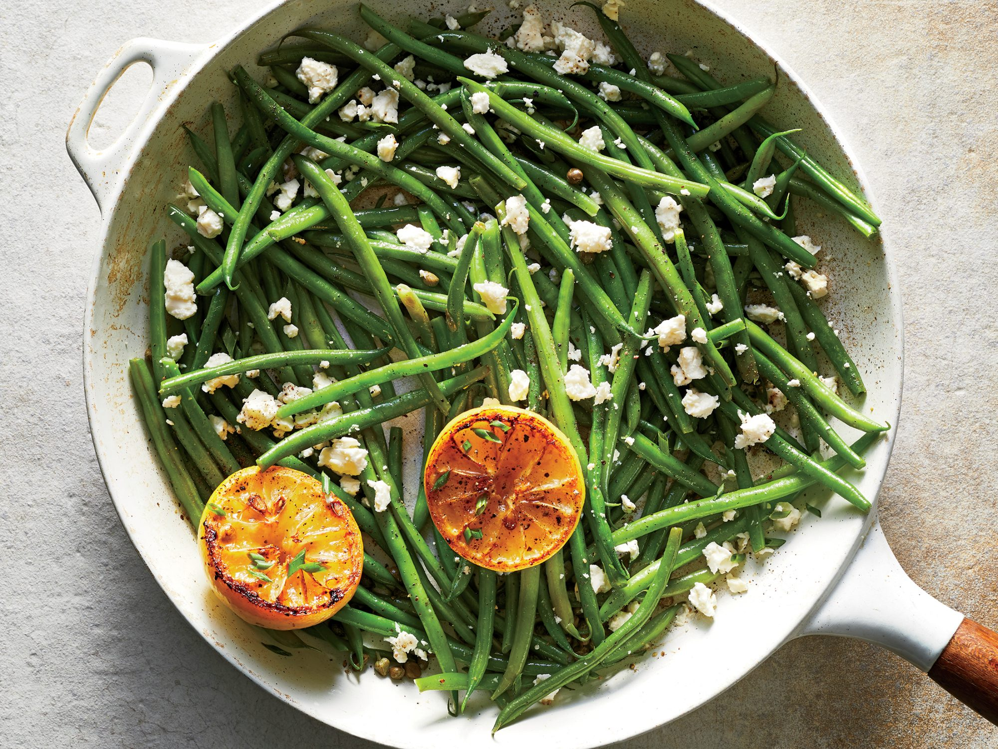Simple Green Bean Sides